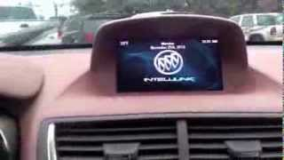 2014 Buick Encore Intellilink Luxury Features McKaig Chevrolet Buick