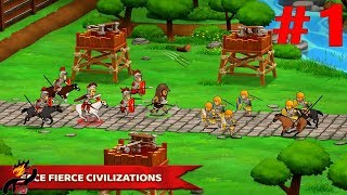 Grow Empire: Rome Walkthrough Part 1  By Games Station  / Android Gameplay Hd  Mod