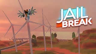COMPLETING THE HARDEST OF STUNTS IN JAILBREAK + Fan-Made Intros / Roblox Jailbreak
