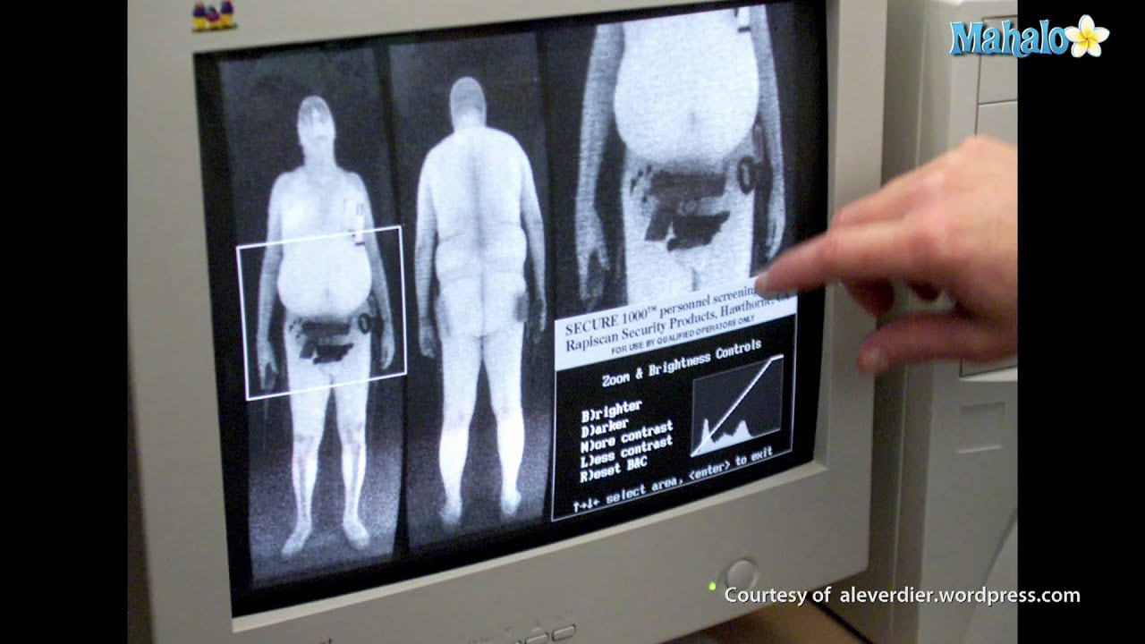 Full Body Scanner Images Youtube