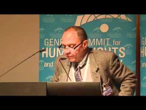 4th Geneva Summit: Nestor Rodriguez Lobaina, Cuba