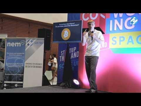 LuxTag.io   Startup Thailand 2017
