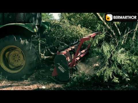 Destroçador florestal AHWI PRINOTH M450M - 1900