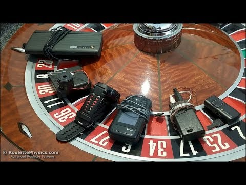 How To Cheat On Roulette In A Casino! ( Remote-controlled Magnetic Roulette Ball  )