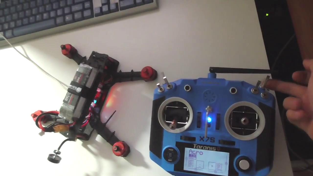 Reset Flight Controller to default & Restore settings (Emax Magnum F4 AIO,  Betaflight)