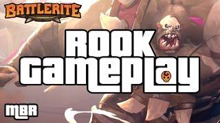 Battlerite | Rook Gameplay | 2 V 2 | Molten WarHound Mount