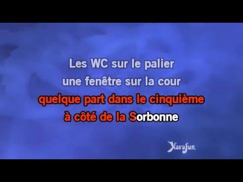 Karaoké Germaine - Renaud *