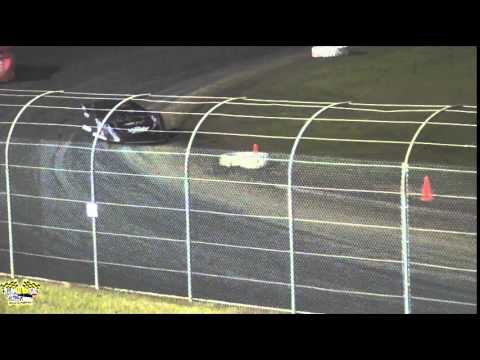 MAGNOLIA MOTOR SPEEDWAY COTTON PICKIN' 100 10/11/14 PART 2
