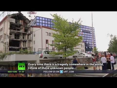 WHY? Stories of bombed Yugoslavia