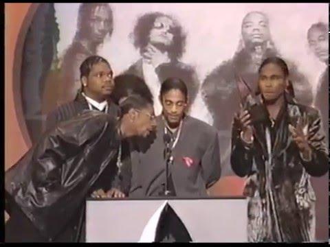 American Music Awards Favorite Rap/Hip Hop Artist Winner (1998)