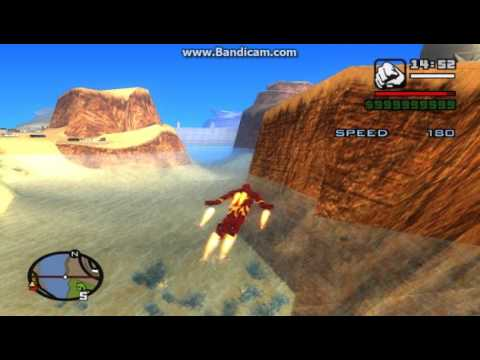 how to download iron man mod in gta san andreas