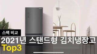 2021년 스탠드형 김치냉장고 순위와 가격, 특징 비교