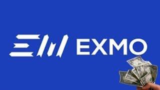 ✅ Биржа криптовалют Exmo.Com (Эксмо) Обзор, Отзывы, Торговля, Пополнение и Снятие средств