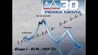 30° Pierra Menta --- 1 étape CLM  --- Avec Kilian Jornet