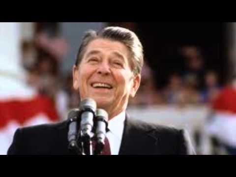 Songs of the Presidents #40 - Ronald Reagan