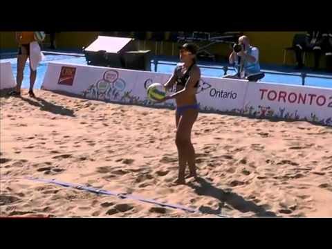 El Salvador vs Puerto Rico Pan American Games 2015