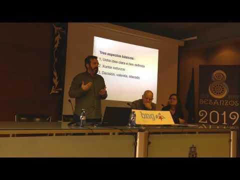 Luis Bará explica como levaron adiante a transformación de Pontevedra