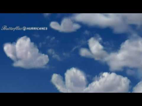 butterflies and hurricanes piano pdf