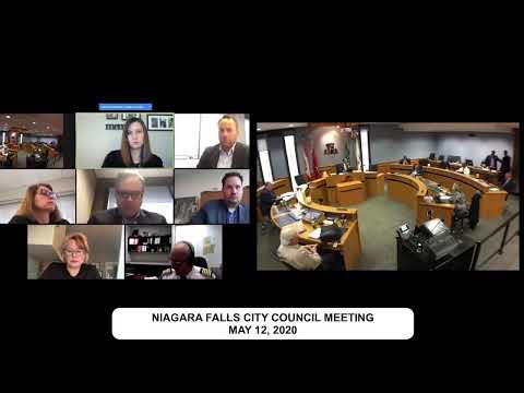 May 12, 2020 City Council Meeting