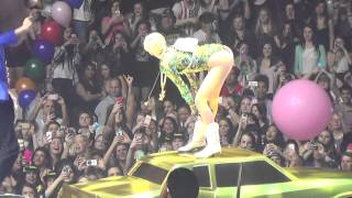 Repeat youtube video Miley Cyrus- Love, Money, Party Bangerz Tour VANCOUVER