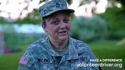 Volunteer to support veterans and their families gain access to transportation.  Make a difference.