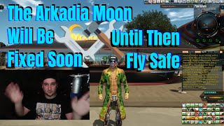 Planet Arkadia Official Dylan Says Things will Be Fixed On The Moon