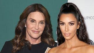 Kardashian SIsters SICK Of Caitlyn Jenner DRUNK DIALING Them!