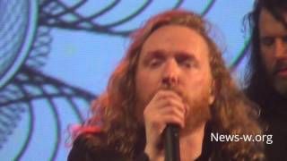 Dark Tranquillity suffered from computer fail during live show - Moscow, YOTASPACE 29.01.2017