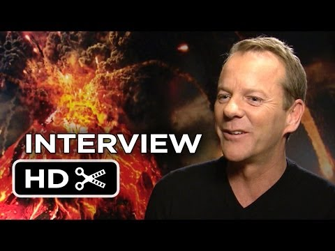 Pompeii Junket Interview - Kiefer Sutherland (2014) - Historical Adventure Movie HD