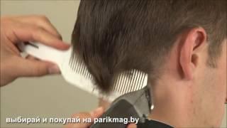 Стрижка с помощью расчески под машинку ANDIS clipper comb