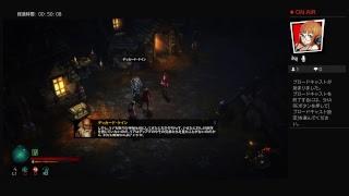 ジェイルのゲーム部屋【Diablo III】お試し配信