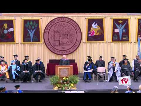 Northern State University Spring 2012 Commencement