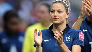 Top 10 most beautiful female footballers 2017 | count tube