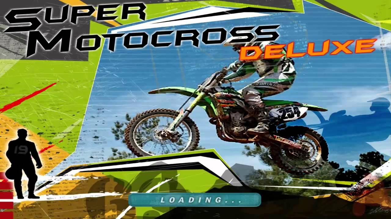 Super Motocross Deluxe 2019 Ver.2.7 PreRelease