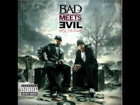 Bad Meets Evil - Hell: The Sequel -- Echo [Bonus] [Official Song & Download]