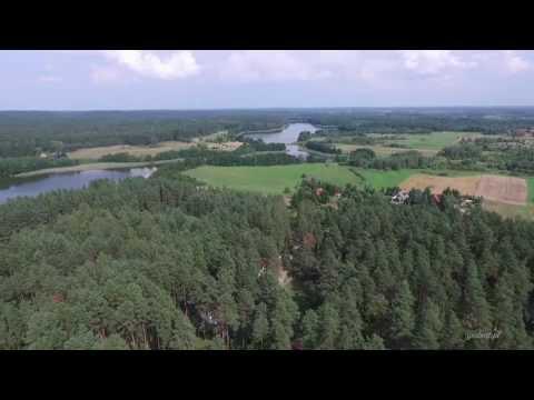 Okolice jeziora Kalwa - GW BEST Foto i video z powietrza dron 4k
