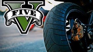 Gta 5 - Motorbike Stunt Course