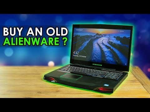 Should You Buy an Old Alienware Laptop?