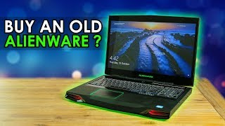 should you buy an old alienware laptop
