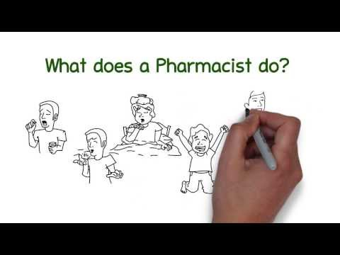 What Does A Pharmacist Do