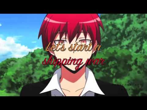 I Ship It Karma X Nagisa Ft Asano Youtube