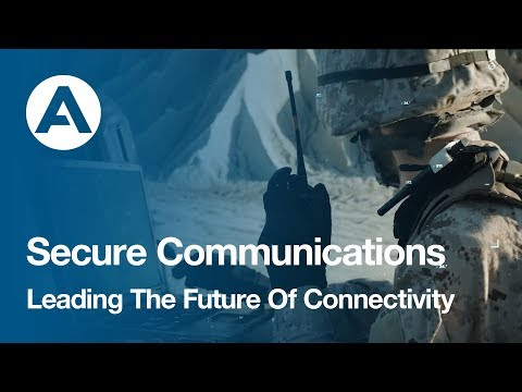 Airbus Secure Communications : Leading The Future Of Connectivity