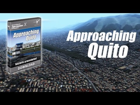 Approaching Quito – Official Video