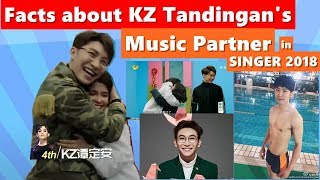 Get to Know KZ Tandingan's Music Partner (Tan You Ming) in Singer 2018