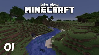 Minecraft Let's Play 1.15 | Getting Started