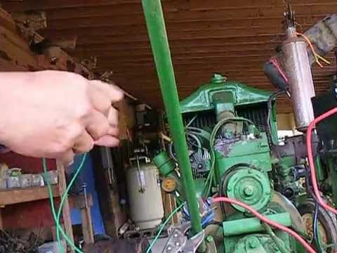 Farmerjohnsparts farmerjohn wires John Deere LA electric starter