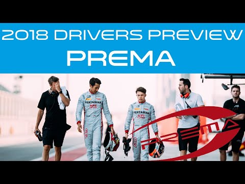 Formula 2 - 2018 Drivers Review - Prema