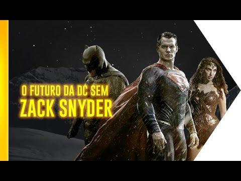 O futuro da DC sem Zack Snyder | OmeleTV