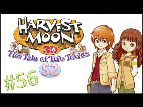 "Harvest Moon (3DS): The Tale of Two Towns (S2) Part56 ""Ultimate Sickle and Valentine Calf"""