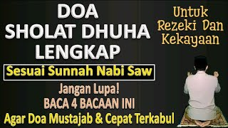 Download Mp3 DOA SHOLAT DHUHA LENGKAP Sesuai Sunnah Nabi Saw Ust Mahmud Asy Syafrowi